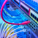 Fiber cabling and networking
